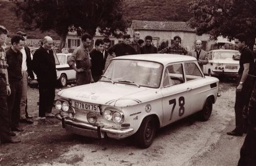 1965 - 10e Tour de Corse n° 78 1ère des GT (Motte Buyssens) 6778 QY 75 - 1.jpg