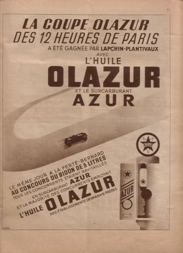 Pub OLAZUR dans Action Autom 10 1938 Lapchin.jpg