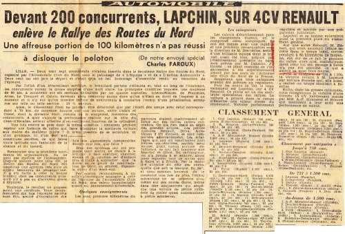 Rallye des Routes du Nord 1952 Equipe 03-03-1952 source JH.jpg